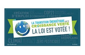 Logo de la loi transition energetique