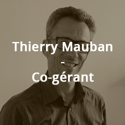 Thierry Mauban Co-gerant Verdicité
